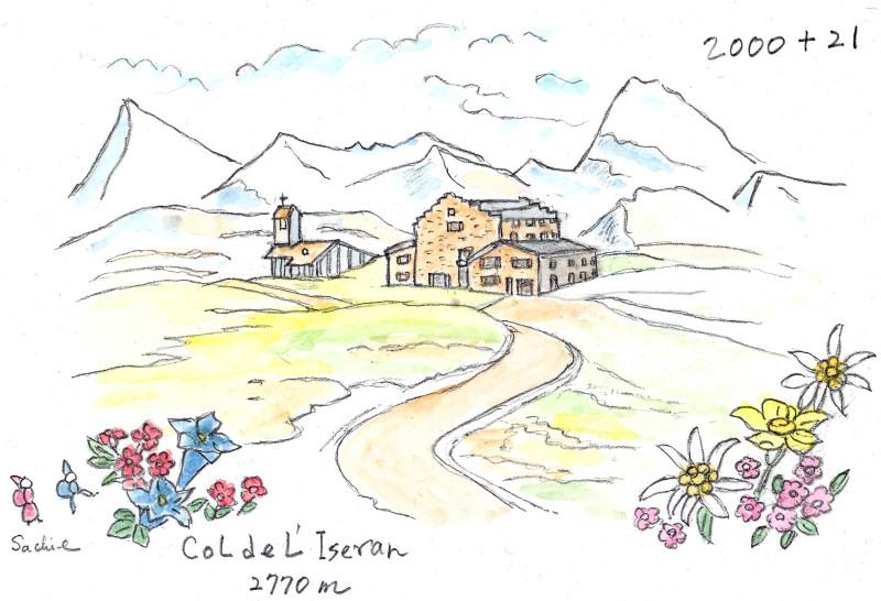 France-Col de l'Iseran