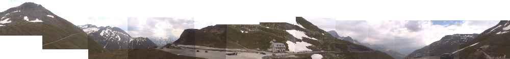 Furka pass フルカ峠 2436m 【●峠DB】