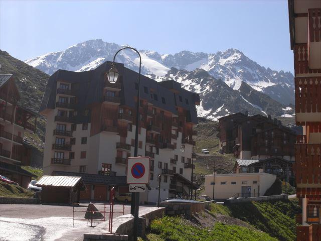 Val-Thorensヴァル・トランス(2320m)